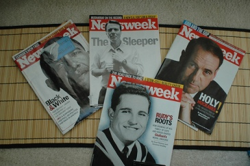 Newsweek Candidate Covers