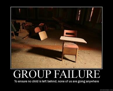 Group Failure